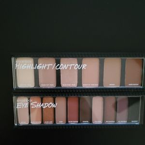 BN Smashbox Palettes